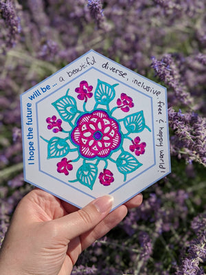 Aga Khan Museum-Blossom Together Tiles