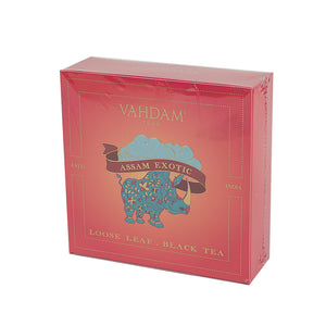 Vahdam Teas - Black tea