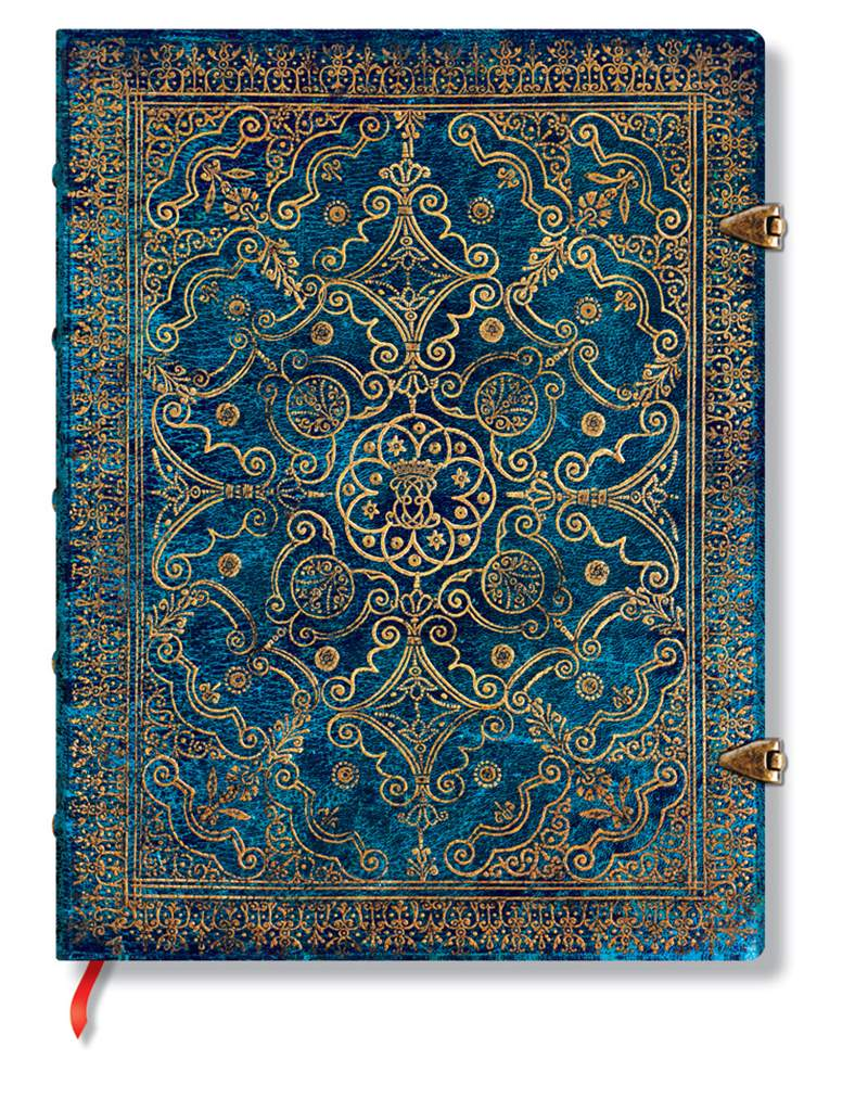 Hartley Marks - Hardcover Journal Azure
