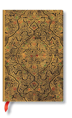 Hartley Marks -Arabic Artistry-Zahra-Journal