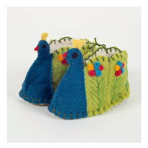 Silk Road Bazaar Booties for Babies