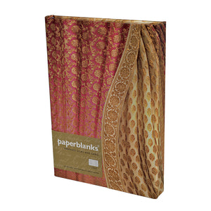 Hartley Marks- Hardcover Journal Varanasi Silks and Saris