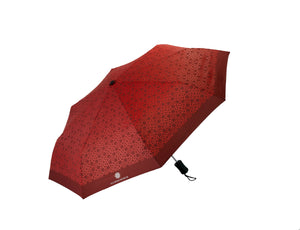 AGA KHAN MUSEUM LOGO UMBRELLA - RED