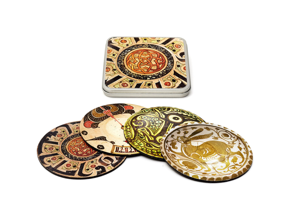 Aga Khan Museum coaster set-Bellerive