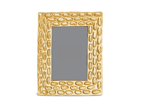"GOLD FRAME – 4"" X 6"" – TEXTURED"