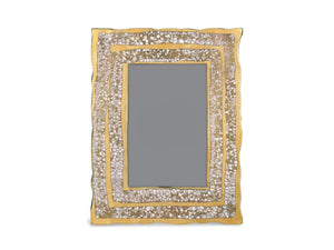 "4"" X 6"" GOLD FRAME by Michael Wainwright"
