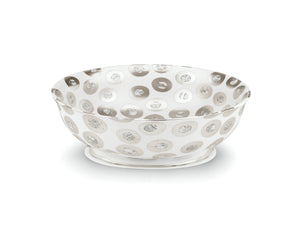 PLATINUM OVAL SERVING BOWLS