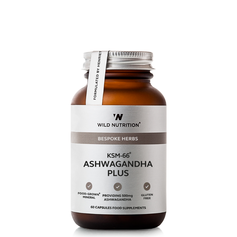 FOOD-GROWN ASHWAGANDHA PLUS