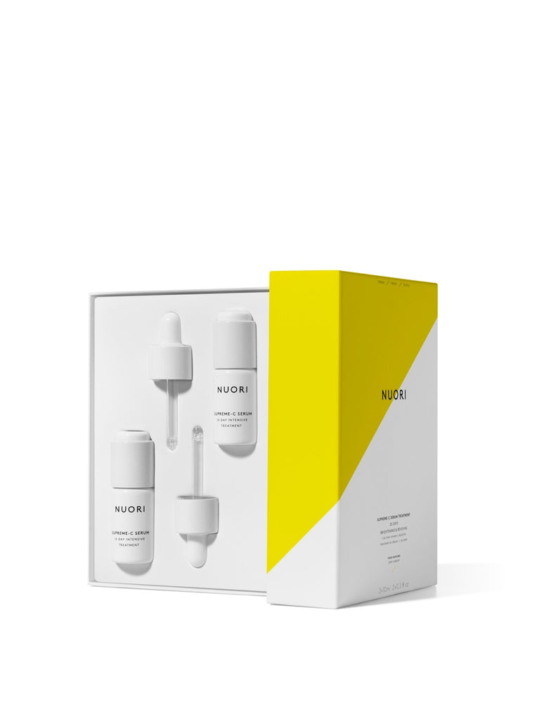 SUPREME-C SERUM TREATMENT