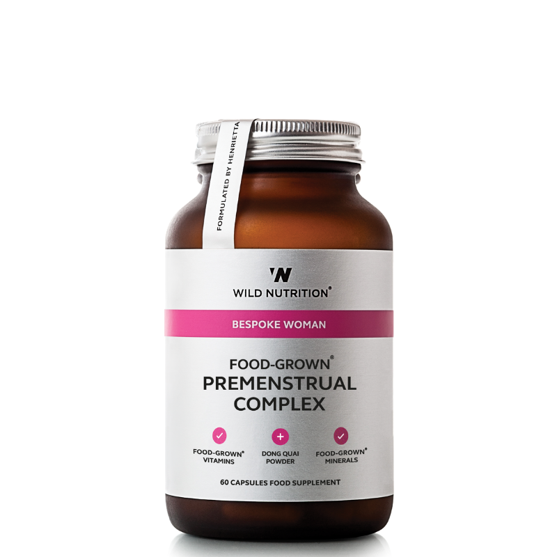FOOD-GROWN PREMENSTRUAL COMPLEX