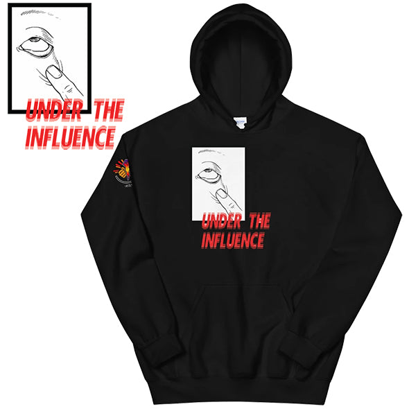 Under The Influence Hoodie