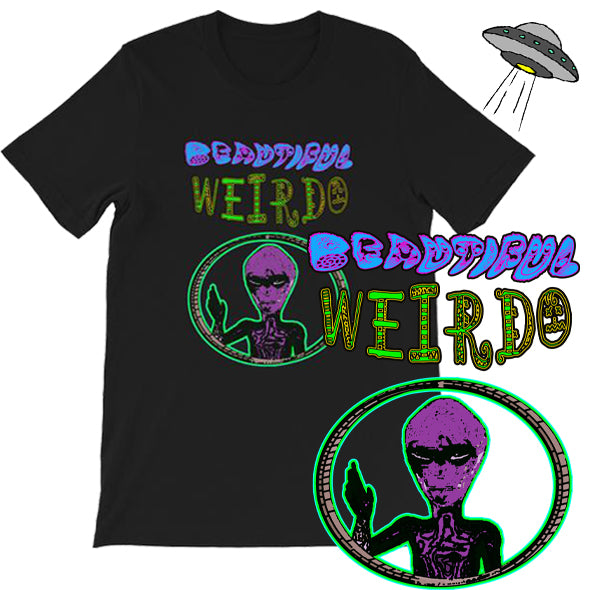 Beautiful Weirdo T-Shirt