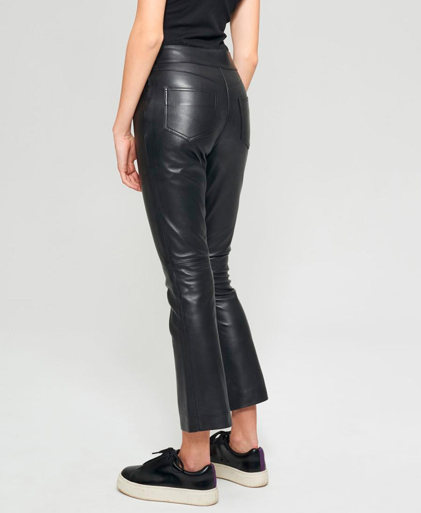 STAND Avery Crop Pants - saraclausin