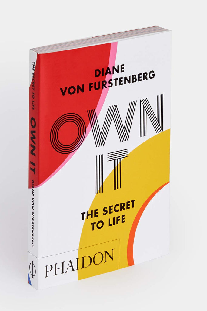 DVF OWN IT BOOK
