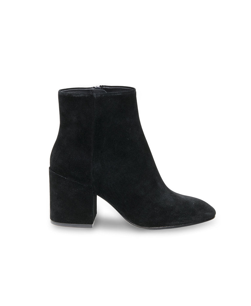ASH Eden Ankle Boots Black Suede - saraclausin