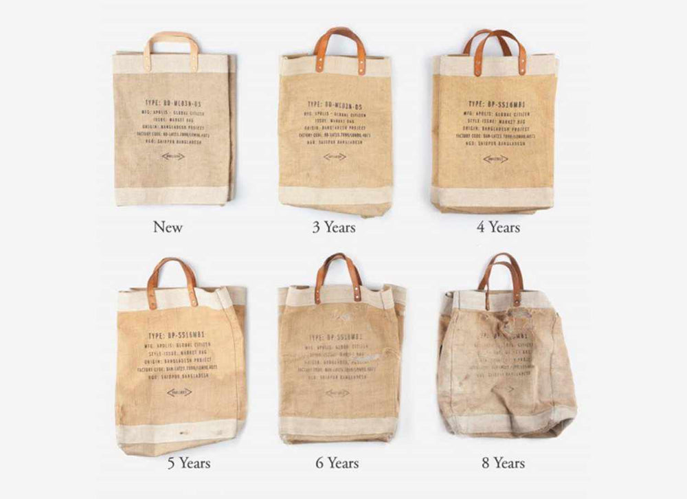 APOLIS Apolis Original Market Bag