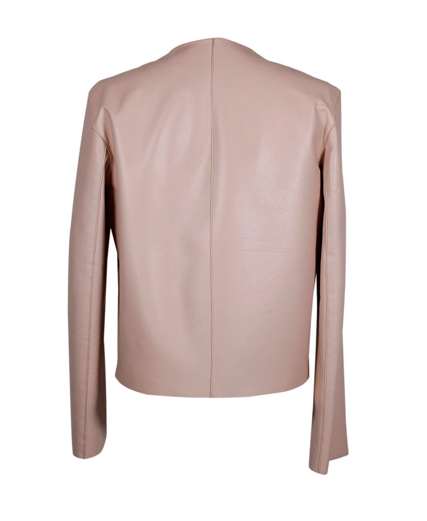 ANTONELLI Dior Leather Jacket - saraclausin