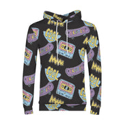 Cool Skater Pattern Men's Hoodie | G.O.A.T. GRAPHICS