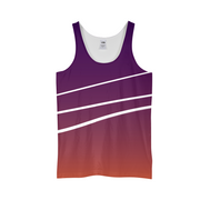 Totally Miami: Fly Mens All-Over Tank | G.O.A.T. GRAPHICS