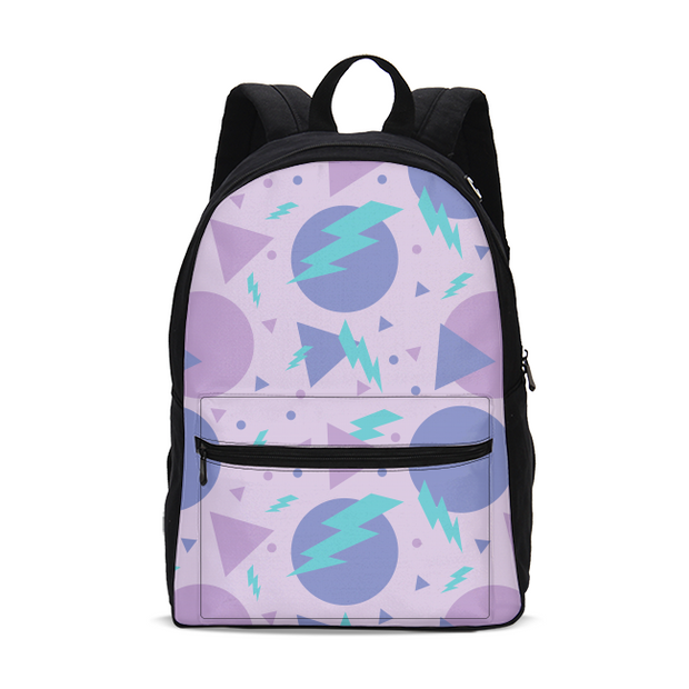 Shape Confetti Small Backpack | G.O.A.T. GRAPHICS