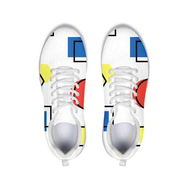 Memphis Style Running Shoes | G.O.A.T. GRAPHICS