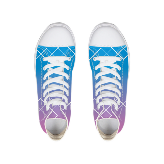 Totally Miami: Rogue High Tops | G.O.A.T. GRAPHICS