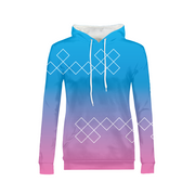 Totally Miami: Rogue Ladies All-Over Hoodie | G.O.A.T. GRAPHICS