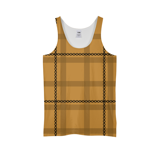 Punk Mellow Mens All-Over Tank | G.O.A.T. GRAPHICS