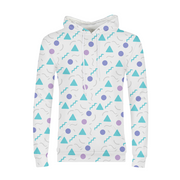 Table Confetti Mens All-Over Hoodie | G.O.A.T. GRAPHICS