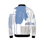 SO ARTISTIC Mens Bomber Jacket | G.O.A.T. GRAPHICS