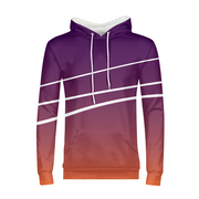 Totally Miami: Fly Mens All-Over Hoodie | G.O.A.T. GRAPHICS