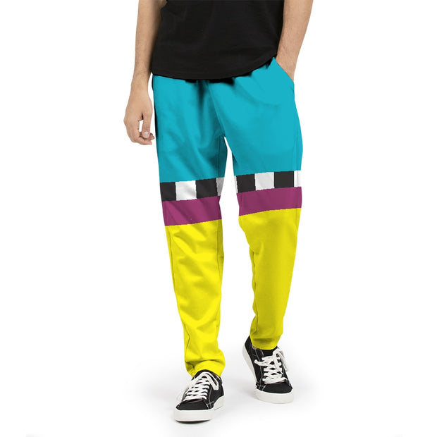 Hit the Slopes: Hazard Horizon Mens Joggers | G.O.A.T. GRAPHICS