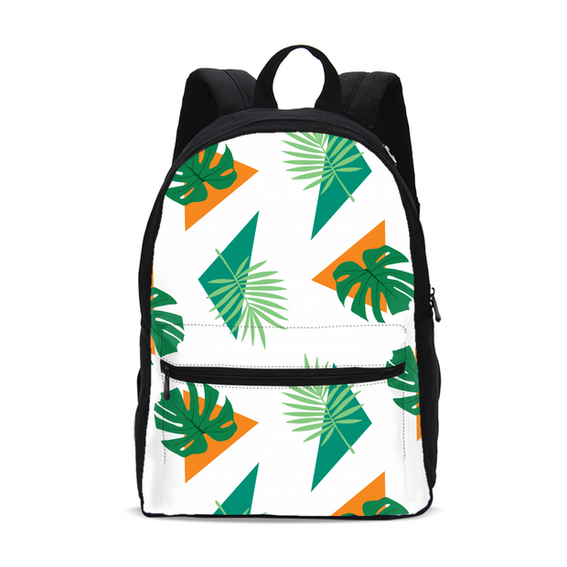 Party Officer Cool Small Canvas Backpack | G.O.A.T. GRAPHICS