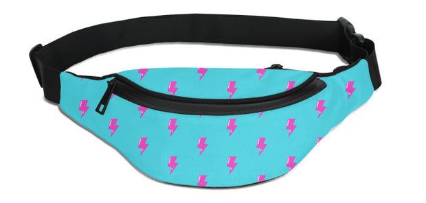 80's Thunder Pop Art Fanny Pack | G.O.A.T. GRAPHICS