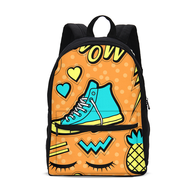 90's Things Small Backpack | G.O.A.T. GRAPHICS