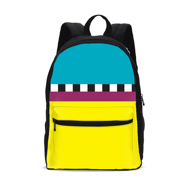 Hit the Slopes: Hazard Horizon Small Backpack | G.O.A.T. GRAPHICS