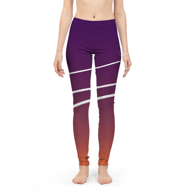 Totally Miami: Fly Womens Leggings | G.O.A.T. GRAPHICS