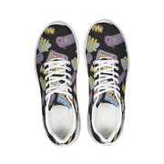 Cool Skater Pattern Running Shoes | G.O.A.T. GRAPHICS