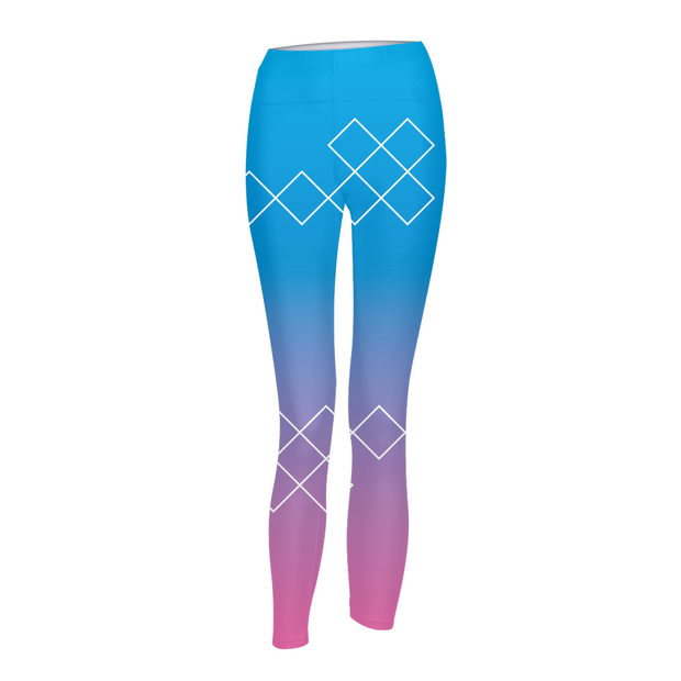 Totally Miami: Rogue Womens Leggings | G.O.A.T. GRAPHICS