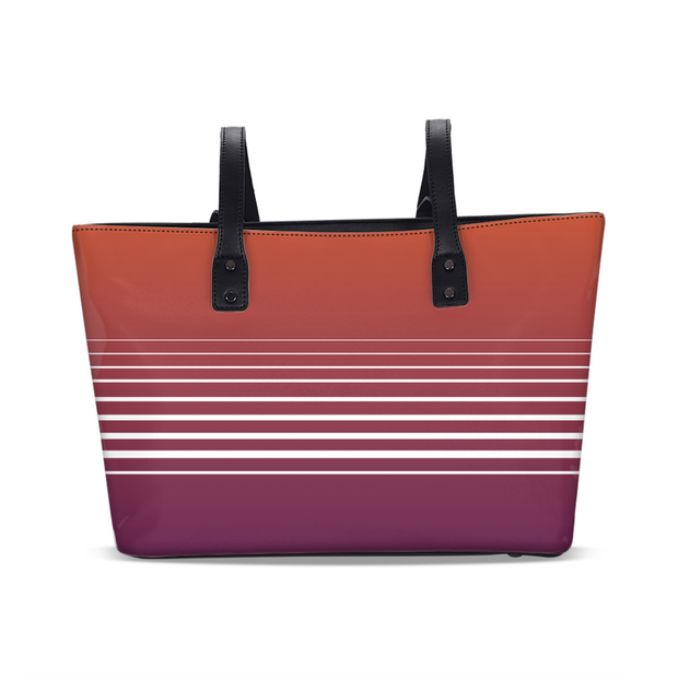 Totally Miami: Sunset Tote | G.O.A.T. GRAPHICS