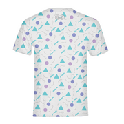 Table Confetti Mens All-Over Tee | G.O.A.T. GRAPHICS