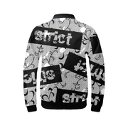 STRICT Ladies Bomber Jacket | G.O.A.T. GRAPHICS