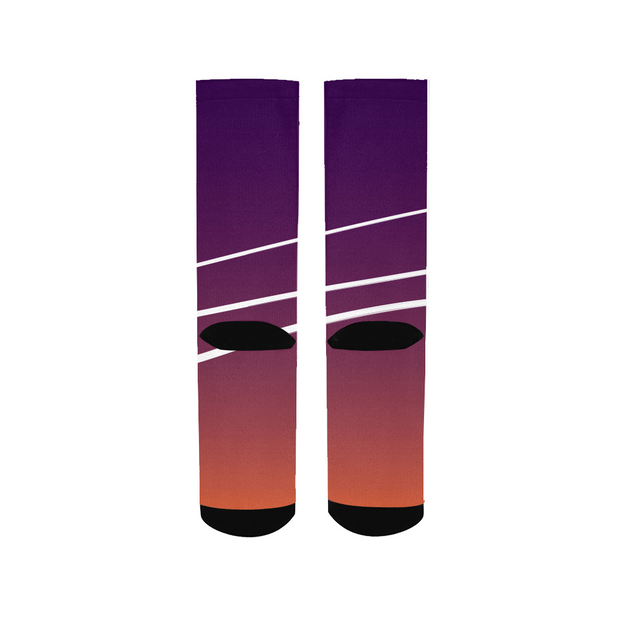 Totally Miami: Fly Socks | G.O.A.T. GRAPHICS