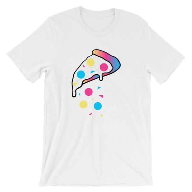 Pizza Confetti Tee | G.O.A.T. GRAPHICS
