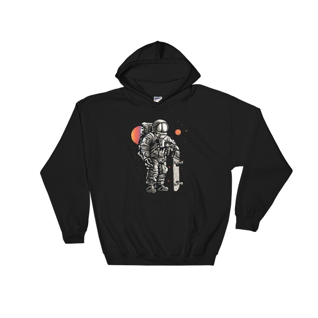 SpaceSkater Hoodie | G.O.A.T. GRAPHICS