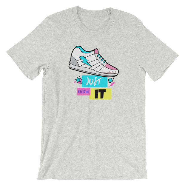 Just Kickin' It Tee | G.O.A.T. GRAPHICS