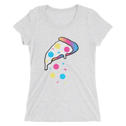 PizzaConfetti Ladies Graphic Tee | G.O.A.T. GRAPHICS