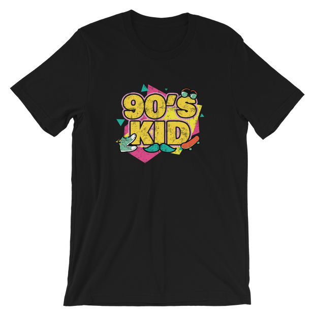 90's Kid Tee | G.O.A.T. GRAPHICS