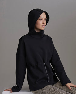 JASMINE SWEAT BLACK - ICONYWEAR
