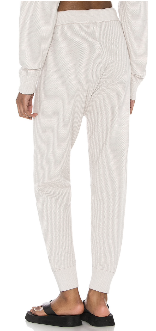 Alice sweatpants 2.0 - cobweb silver - ICONYWEAR